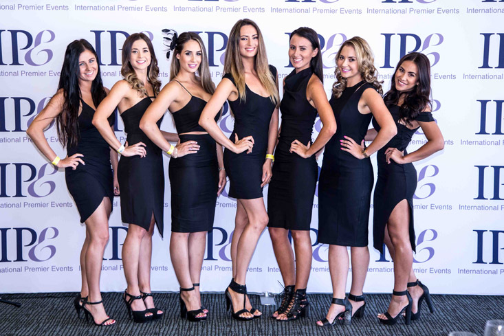 'IPE' Hostess Team