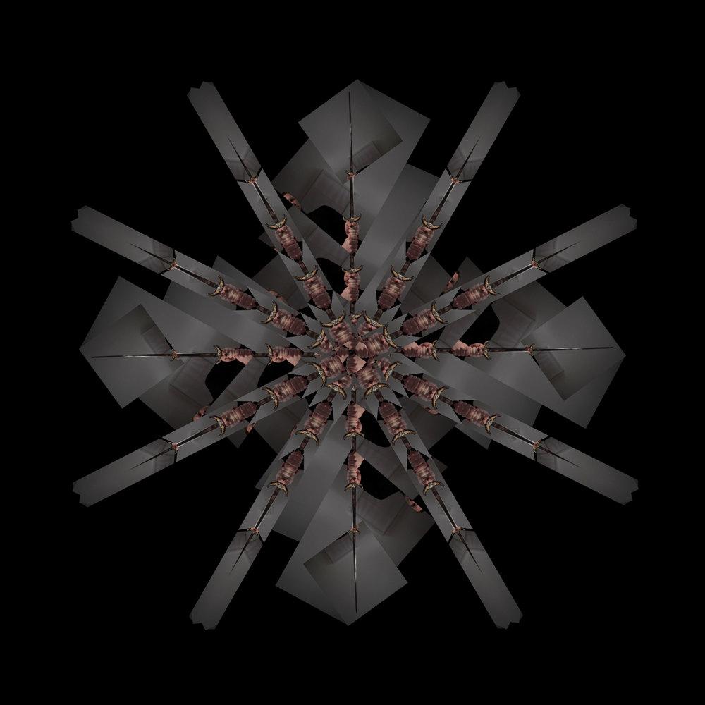 PVR eve sword snowflake