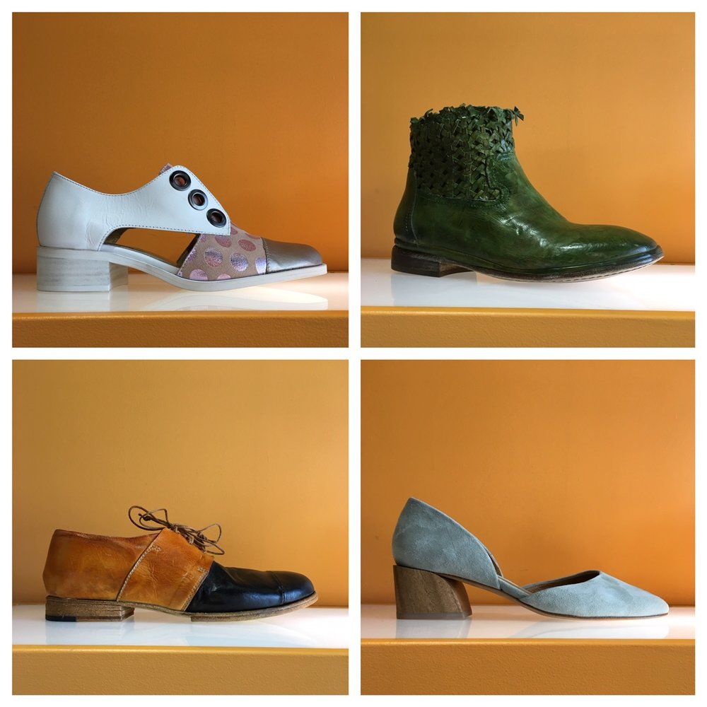 A small selection of our spring/summer collection (*not on sale)
