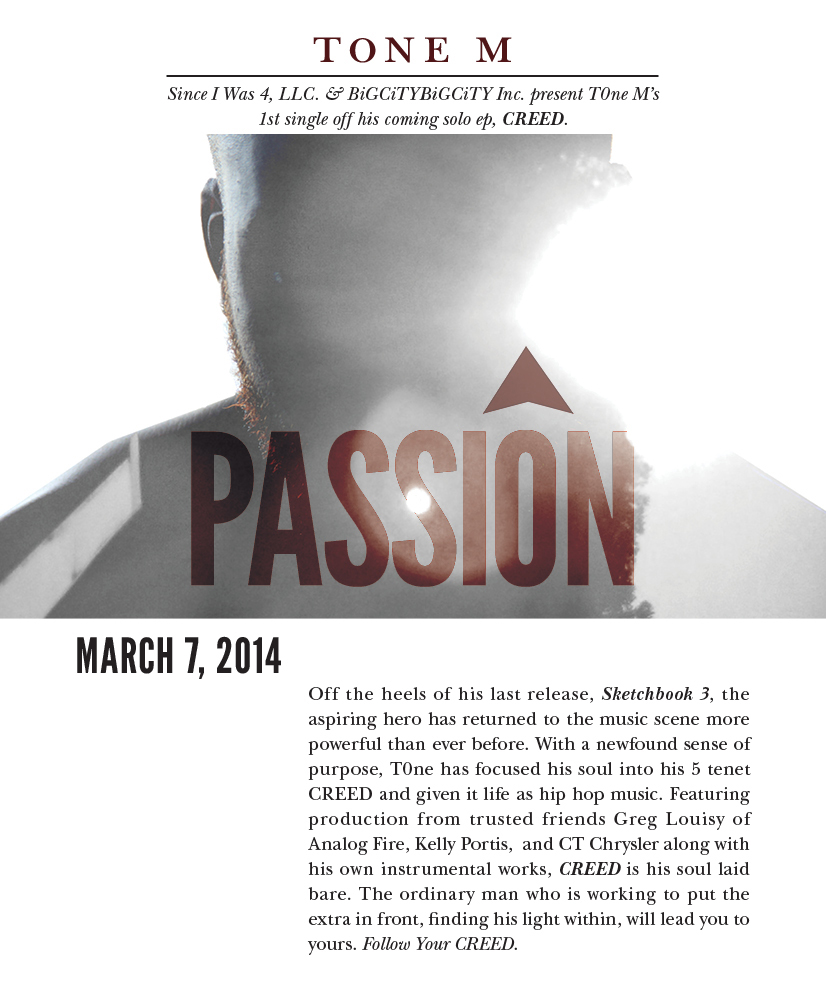 3|7|2014 PASSION  CREED ep