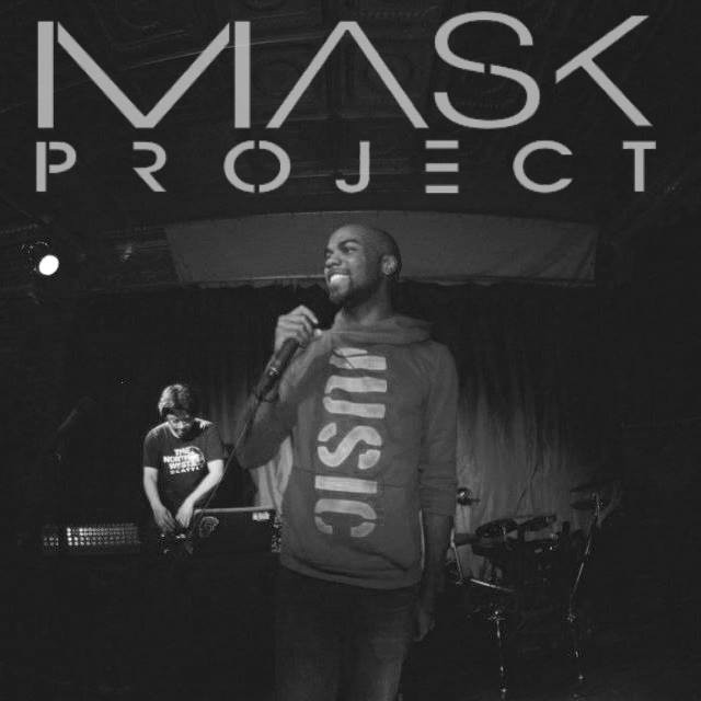 Representing with #TheMASKProject! Tune in tomorrow for the last spring episode of #BeforeTheMusicDies at radio.pratt.edu 6-8 PM