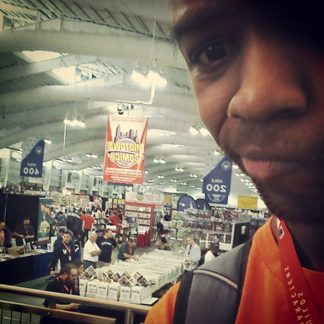 #WhereUAtT0ne? 1st Special Edition: NYC Turn UP! (at Javits Center)