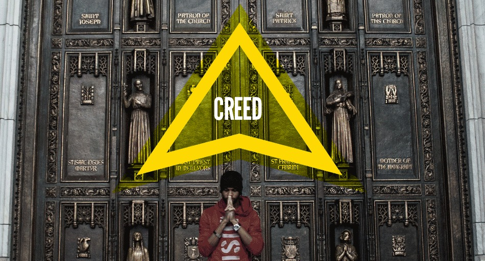 CREED on the way. Pre-order on Bandcamp now!
