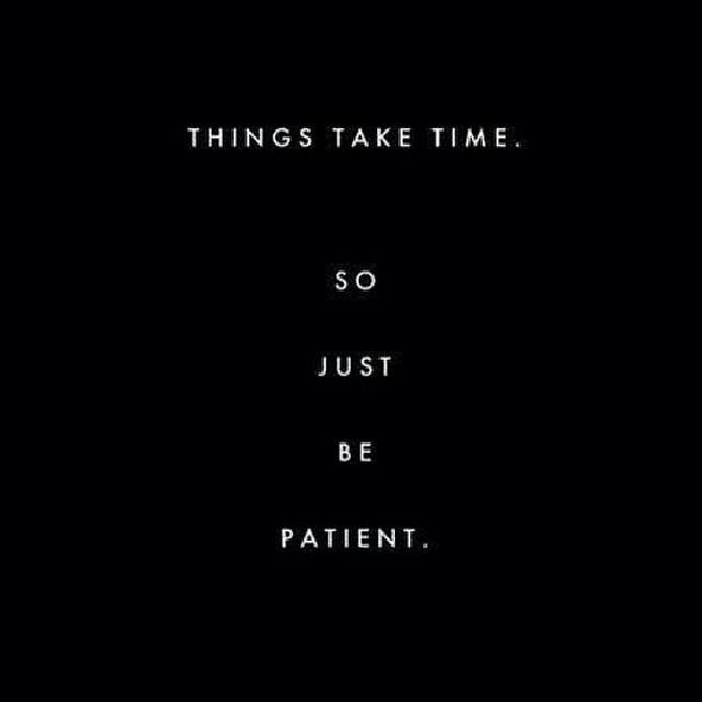 Patience #CREEDComing