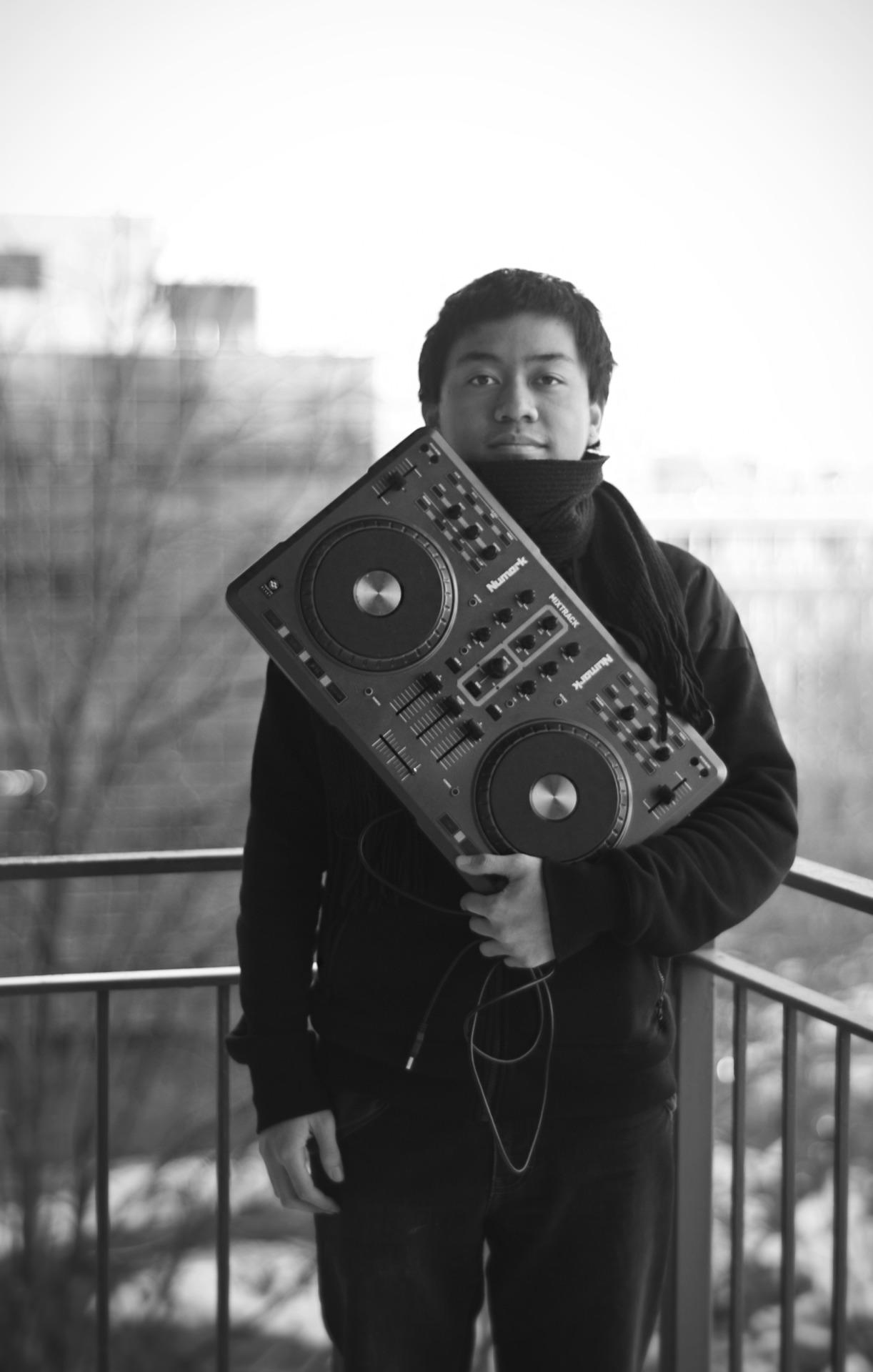 The Mastermind DJ EL #THEMASK