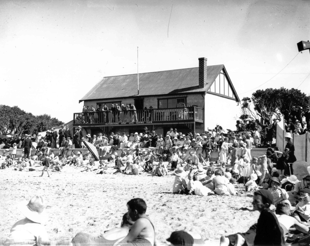 1935-40 Old Clubhouse Carnival