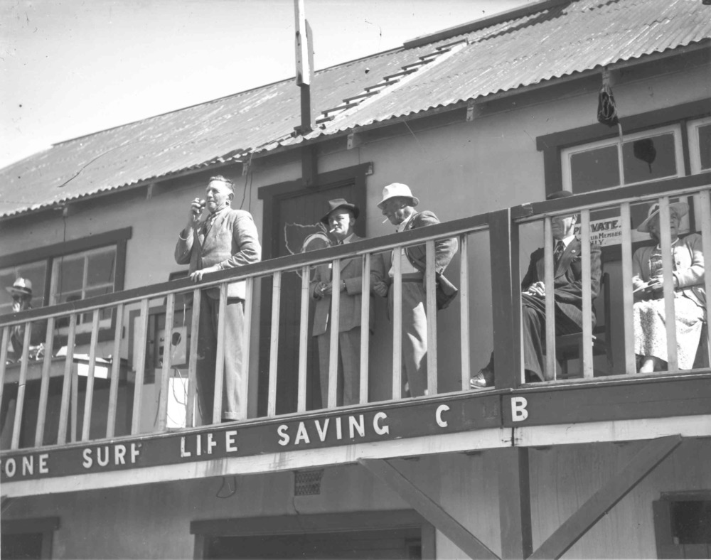 1940-50's Old Clubhouse Carnival