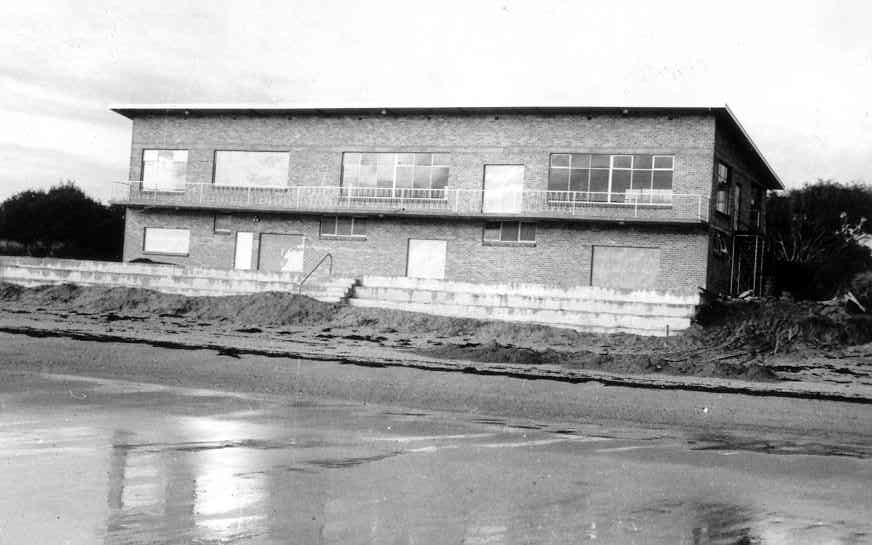 1963-64 New Building