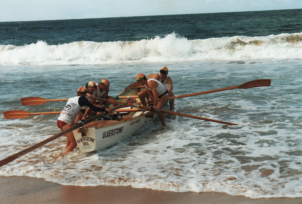 1991-92 CDMOO B Team at Collaroy Aussies