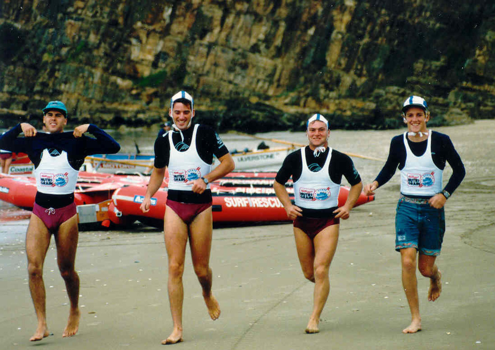 1992-93 Special Events at Clifton Best, Carp, J Orr, L O'Neill competing for Somerset