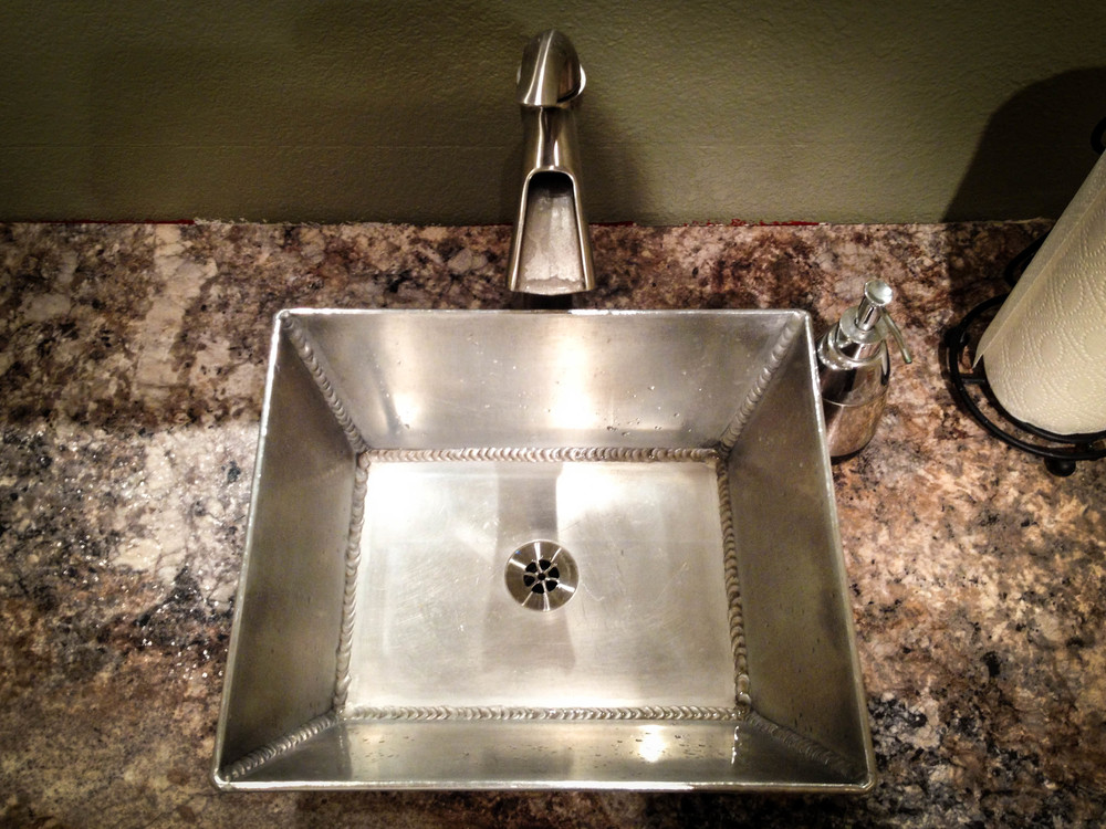 Aluminum Wash Basin