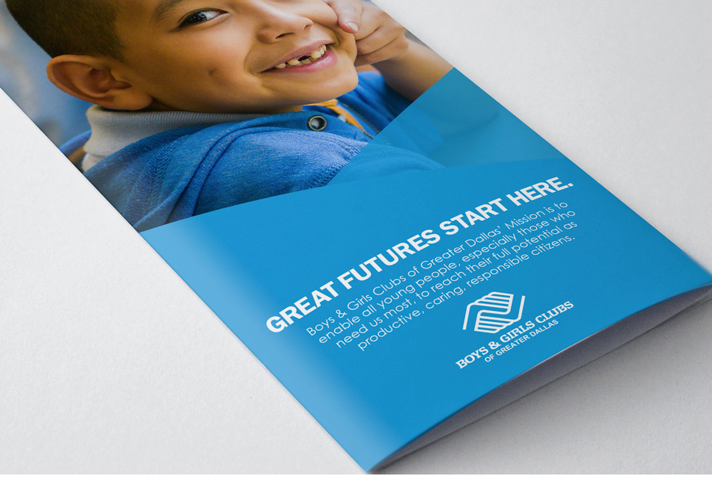 Direct Mailer | Boys & Girls Club