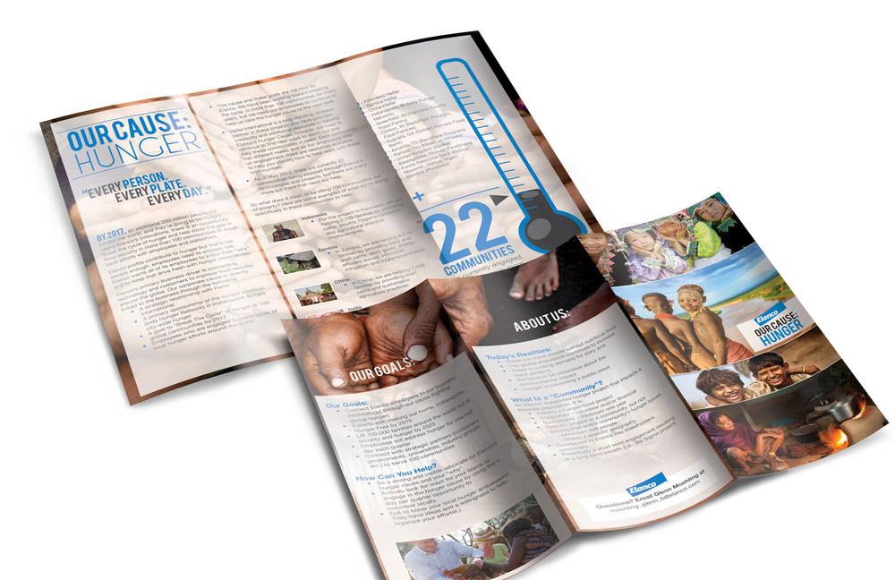 Elanco | Tri-fold brochure