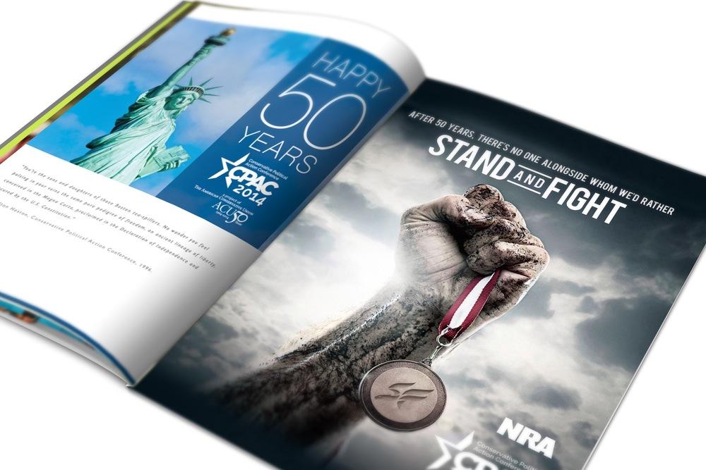 Magazine Ad | NRA