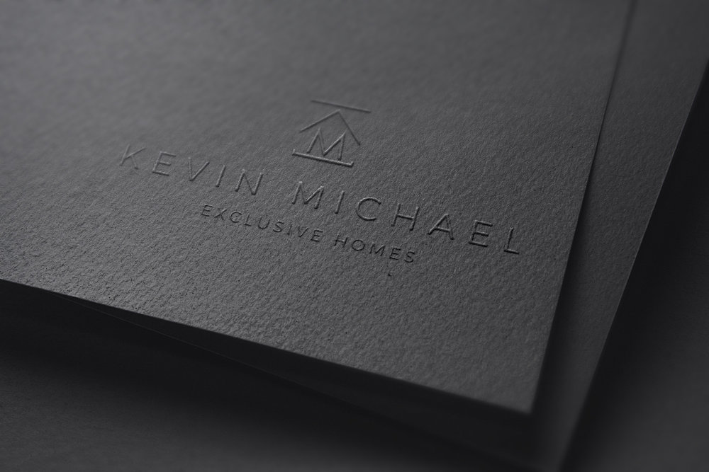 Logo Design | Kevin Michael Luxury Homes