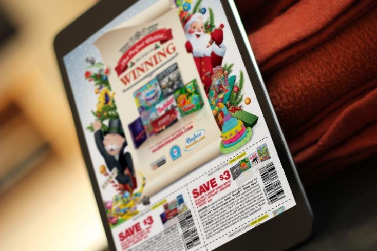 Hasbro | Digital coupons | TMA
