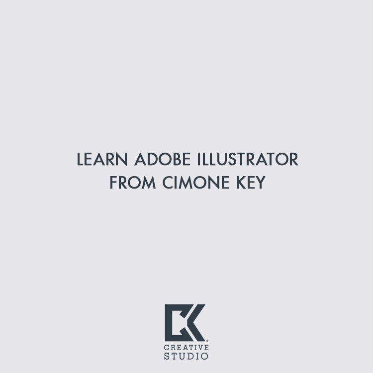 """Learn Adobe Illustrator"":  Lessons that will teach you how to use Adobe Illustrator tools from Cimone Key herself.    Lesson One:  Learning Adobe tools   Lesson Two:   Making a logo for business or personal    Lesson Three:  Making an illustration    *Custom lessons and online classes are available upon requests*   Please email us at info@cimonekeycreativestudio.com.    $200 per class 