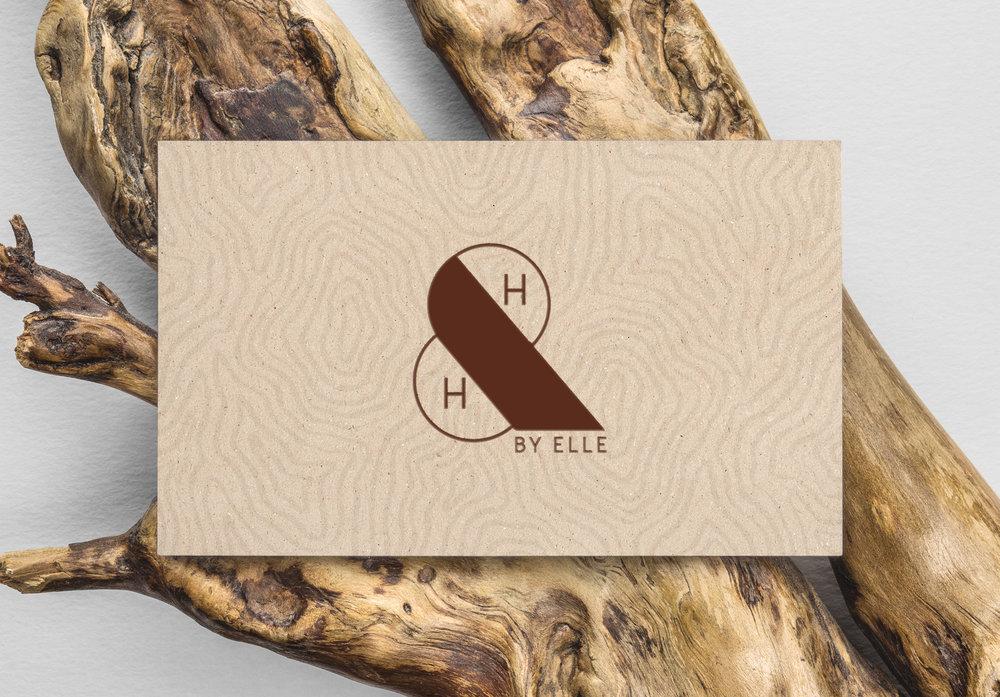 H & H By Elle | Stationery design