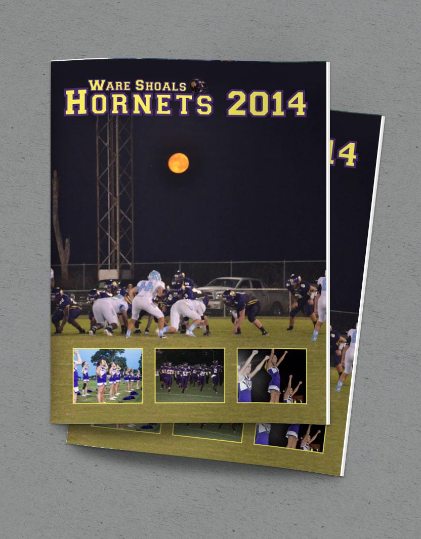 2014 WSHS Football Program