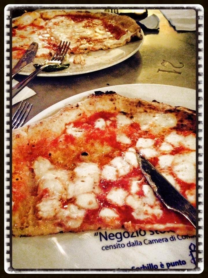 Image Credit: Sorbillo Pizzeria by Elizabeth Otaola