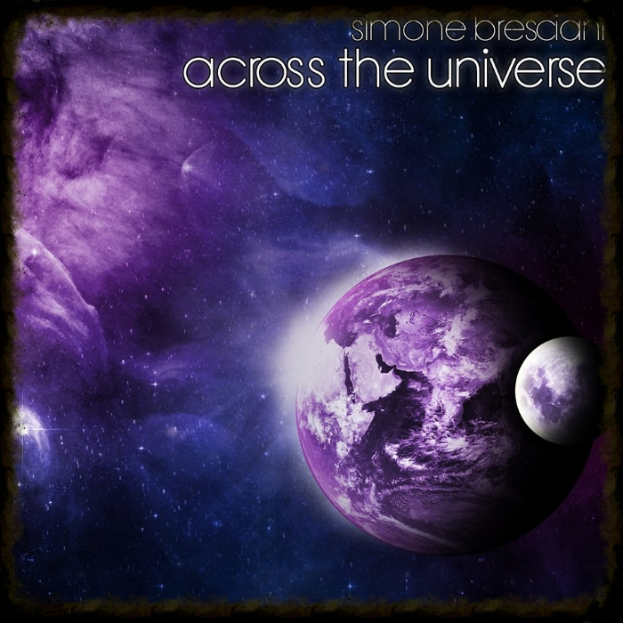 "Cover of the album ""Across the Universe"" by Simone Bresciani"