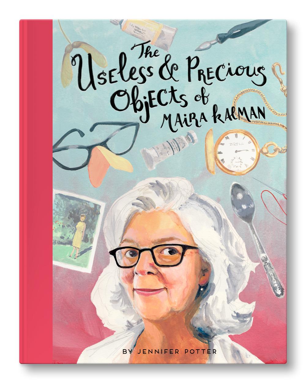 Maira Kalman Book Cover