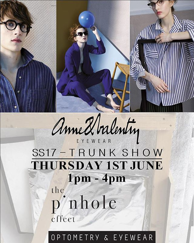 Our shop will be transformed with the entire Anne Et Valentin collection.. Please email us at: email@thepinholeeffect.com.au for a  special invitation offer on the day.