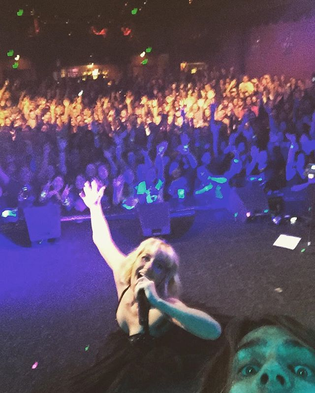 Last nights sold out show at the @elreytheatre was epic! Best crowd ever! Of course one must take a #selfie