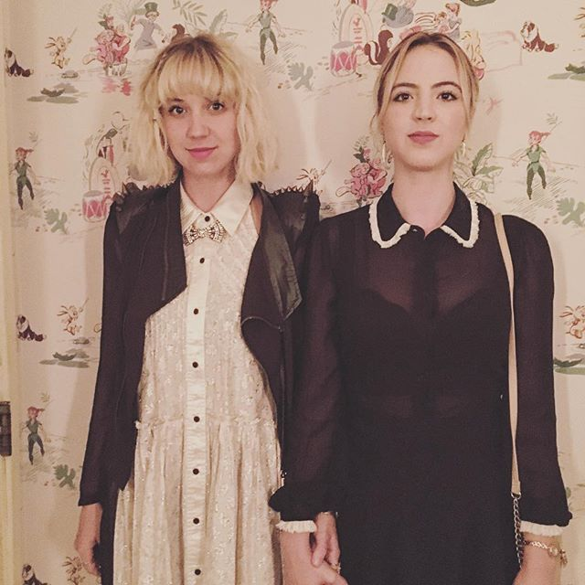 @thestandard wallpaper in their bathrooms is on point! #peterpan #lostboys #nightout #girls #girlfriend #la #nightlife