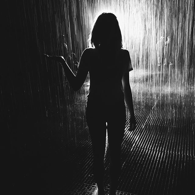 Florida weather 🌦⚡️⛈☔️ #Florida #showers #rain #storm #shadows