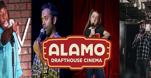 Catch me slinging jokes live at Alamo Draft house in Dallas! This Friday 9 pm!!