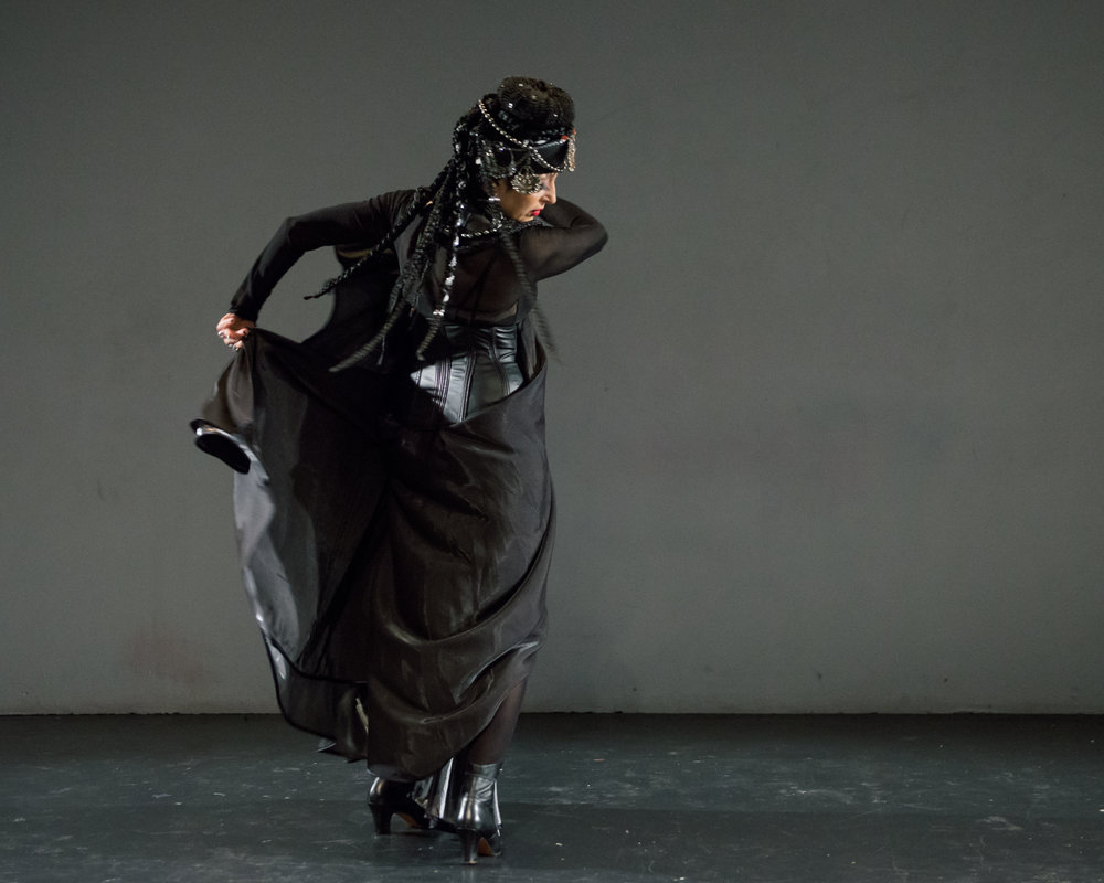 dancers + CREATIVES: Live Performances