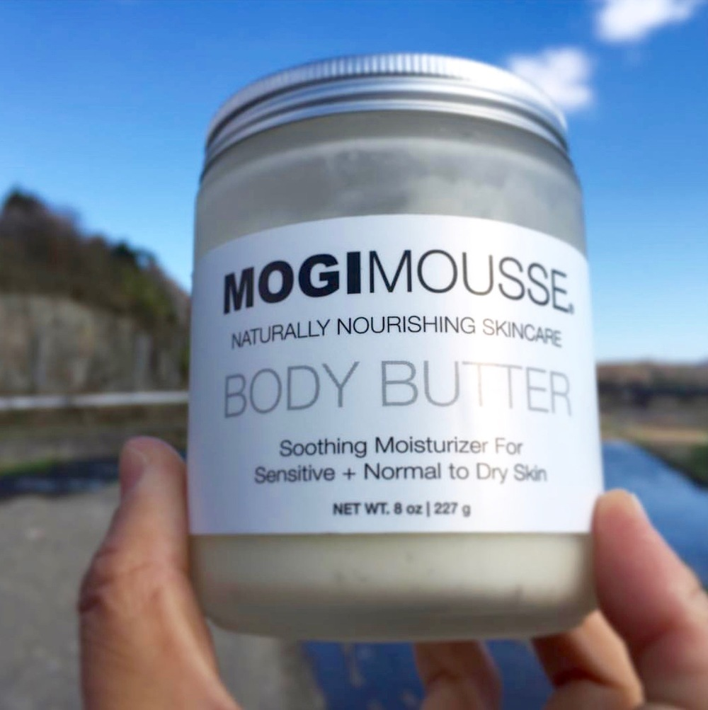 MOGI MOUSSE BODY BUTTER + MARI KODA