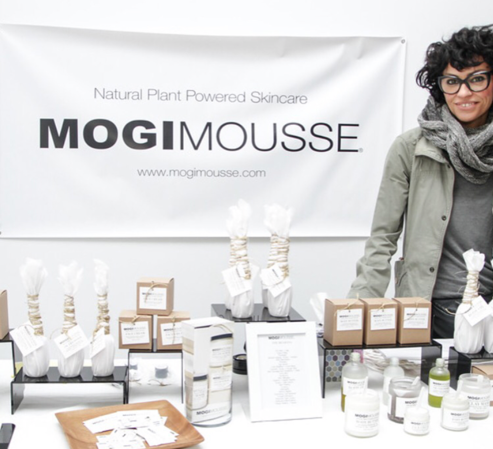MOGI MOUSSE at Sweat Fete