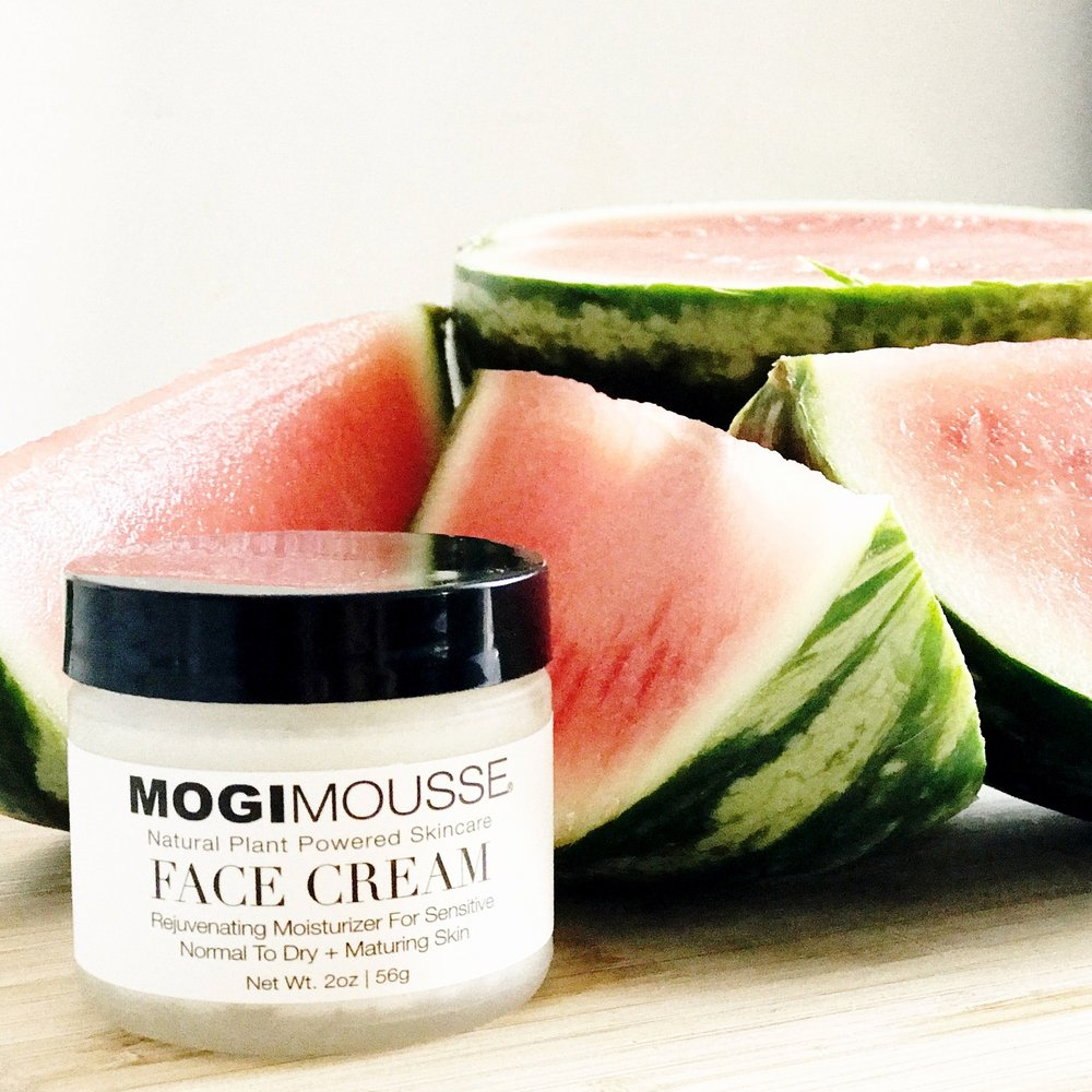 MOG MOUSSE Face Cream
