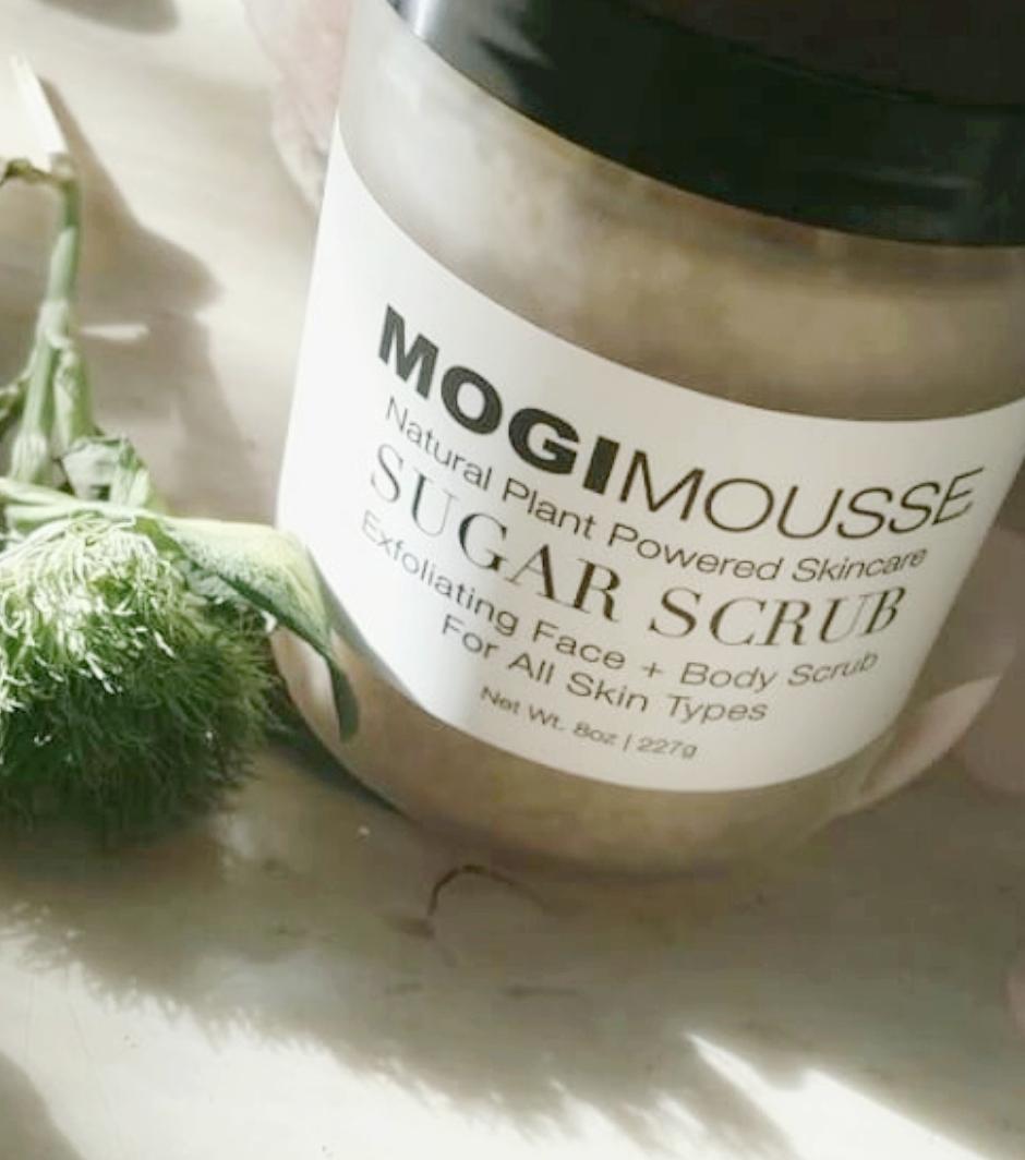 MOGI MOUSSE Sugar Scrub
