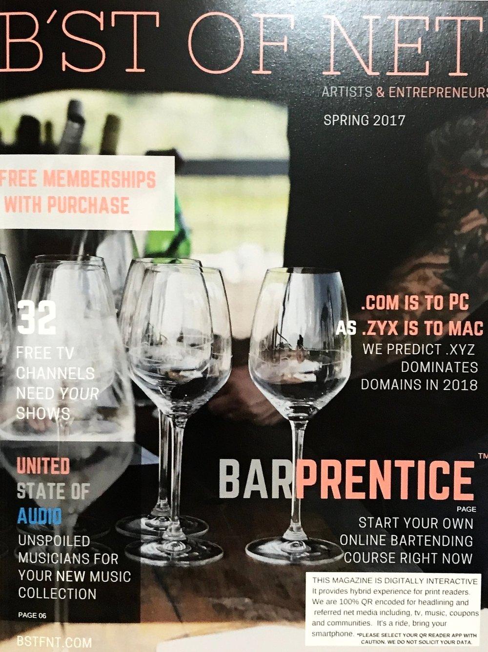 B'st Of Net Magazine