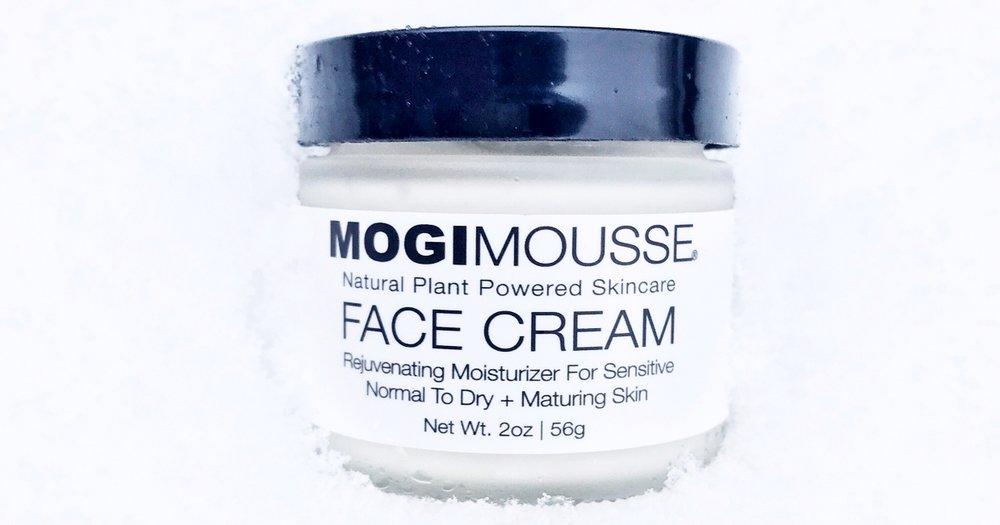 MOGI MOUSSE Face Cream