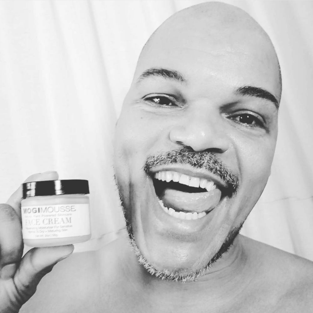 Anthony + MOGI MOUSSE Face Cream
