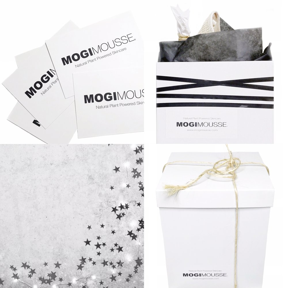MOGI MOUSSE HOLIDAY GIFT SETS