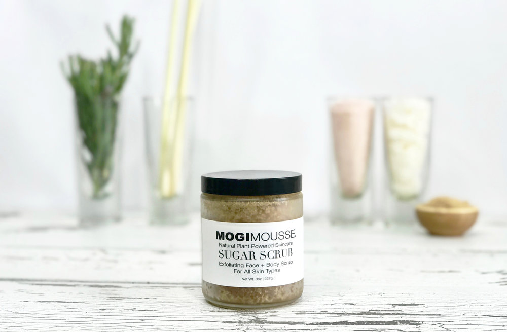 Natural Plant Powered Skincare MOGI MOUSSE