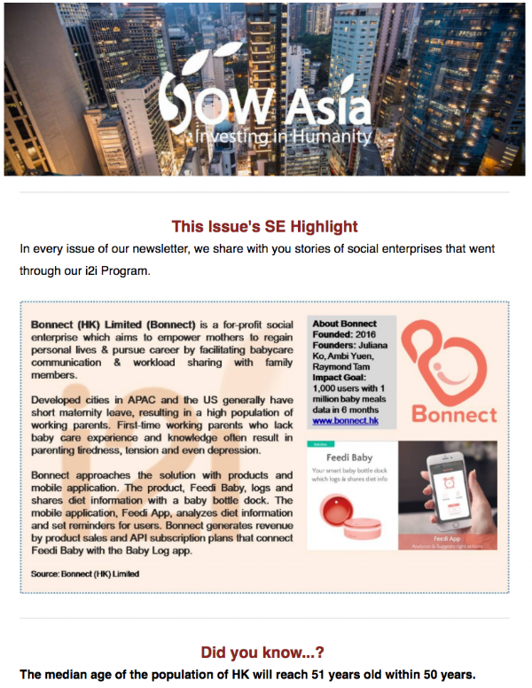 SOW Asia Newsletter - Apr 2017