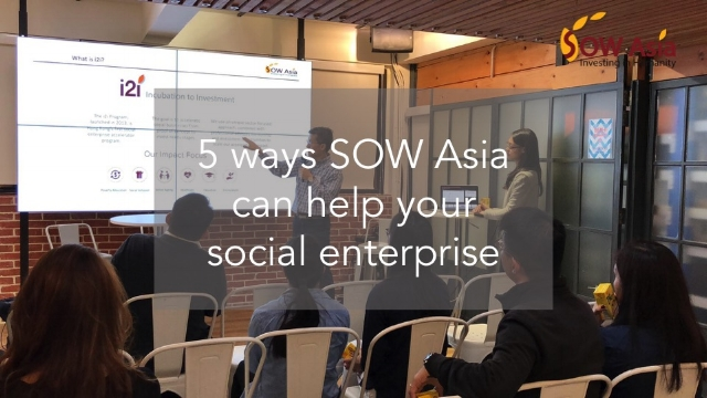 Blog — SOW Asia