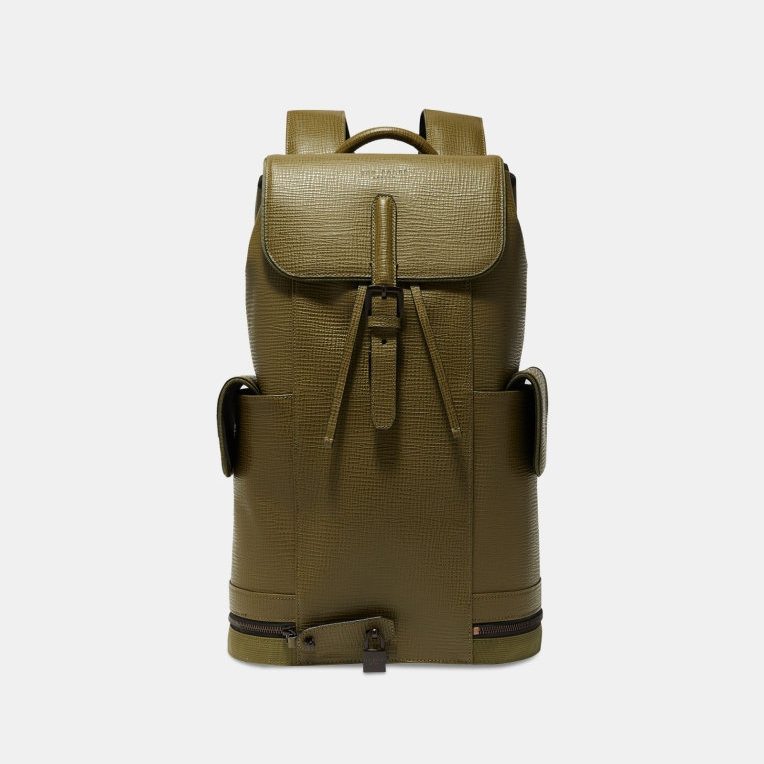 Ted Baker THORR Palmelato Leather Backpack
