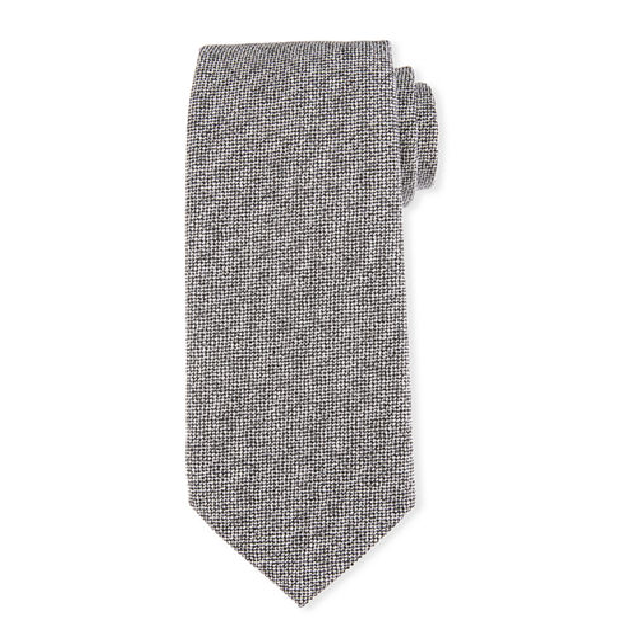 The Ties - This classic Tom Ford Silk / Wool Tie ($250) will helps keep things classic during business hours. And after? Let's just say there's a new meaning to