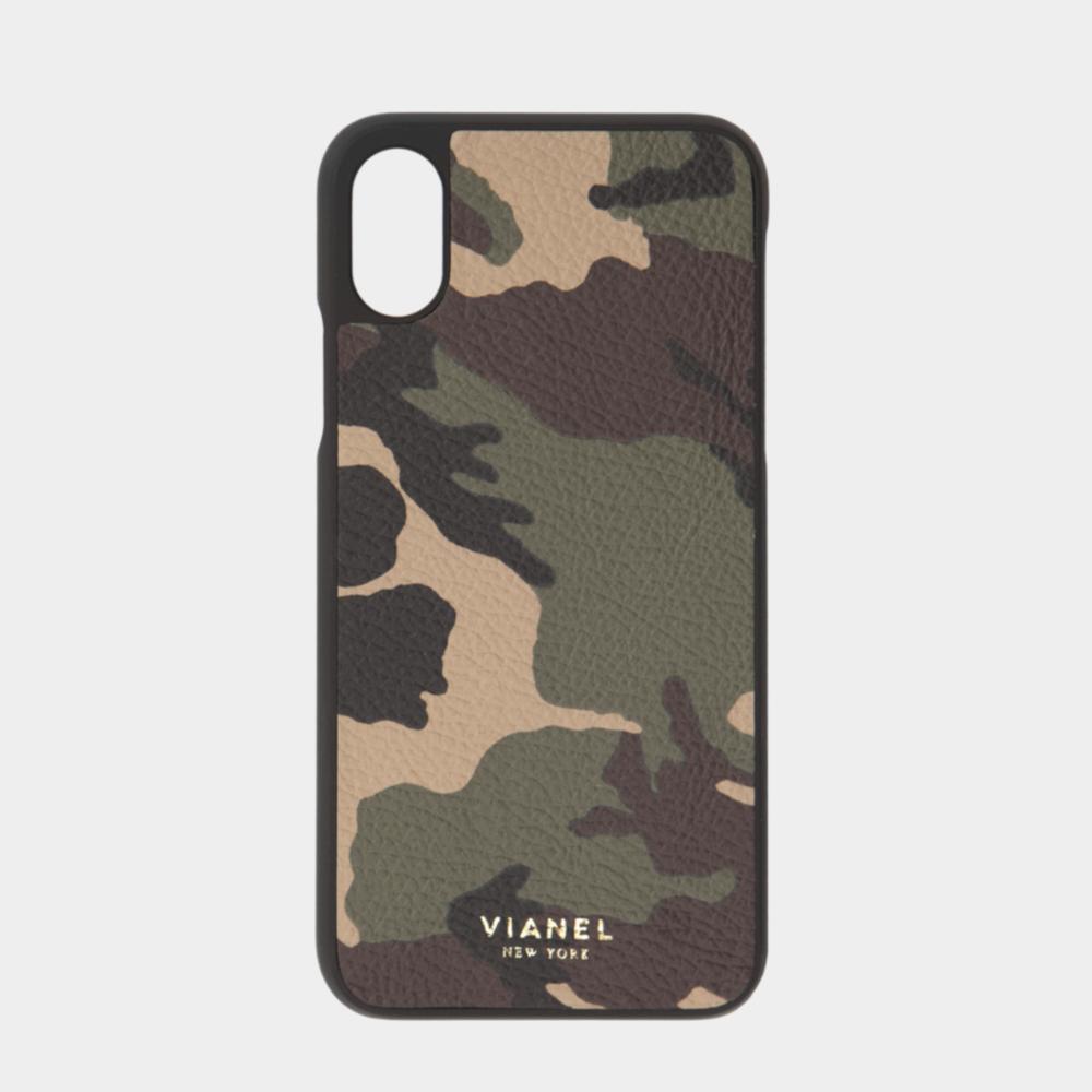 Vianel Camouflage iPhone Case