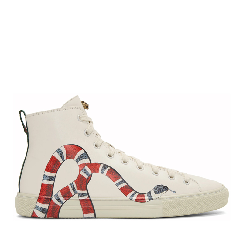 Gucci Major Snake High-Tops
