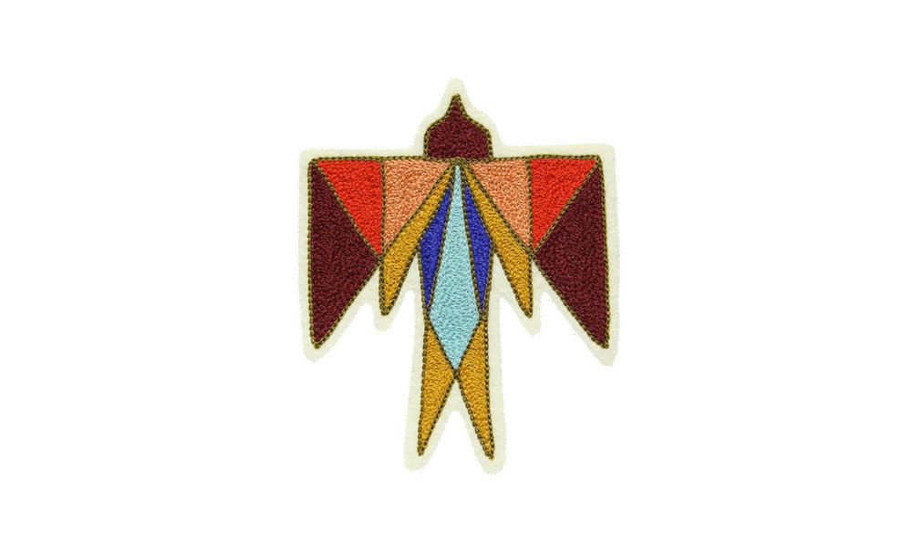 Fort Lonesome Thunderbird Patch