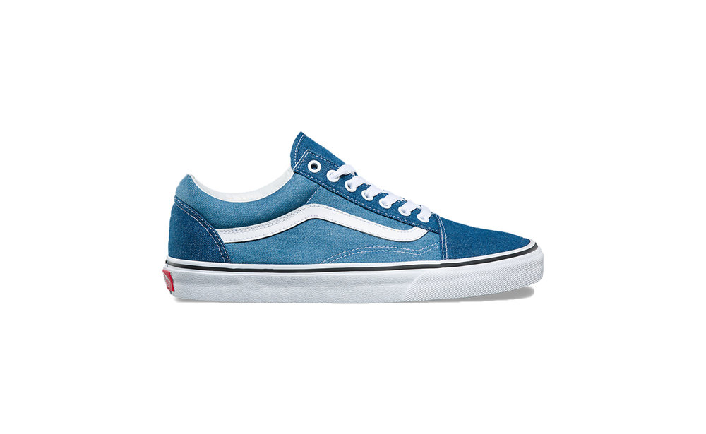Vans Denim Old Skool Sneakers