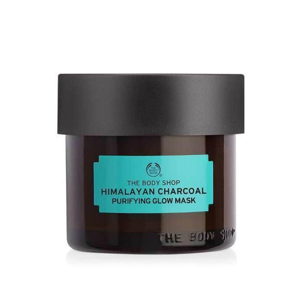 Himalayan Charcoal Purifying Glow Mask